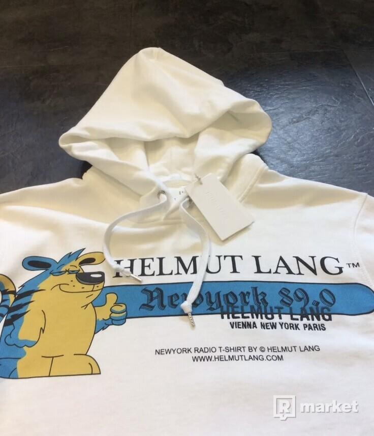 Helmut Lang PZ Radio Generic mikina
