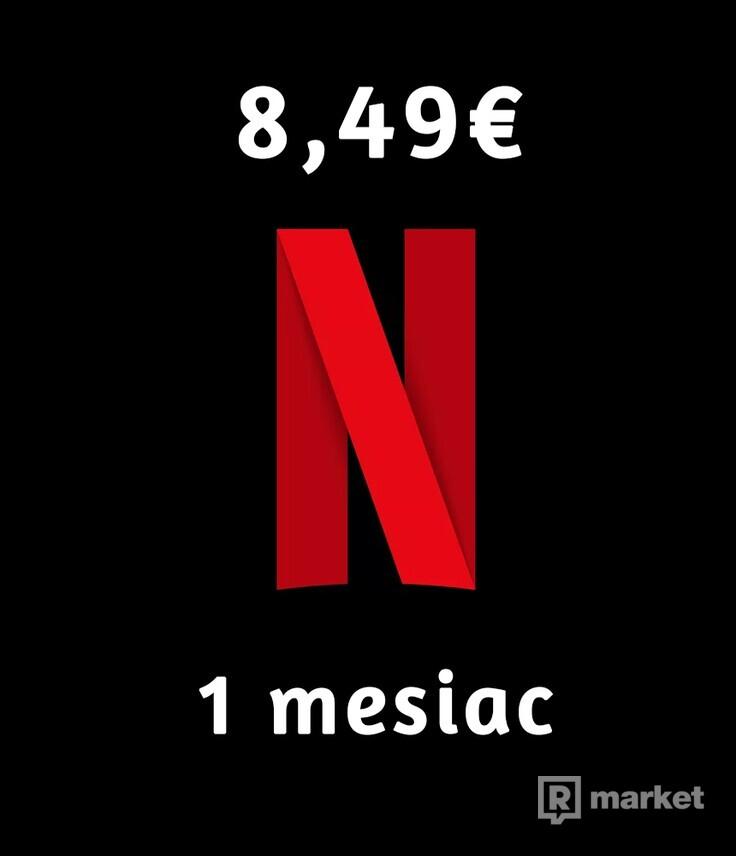 Netflix UHD 4 SCREENS