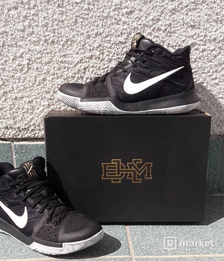 Nike kyrie 3 BHM edition