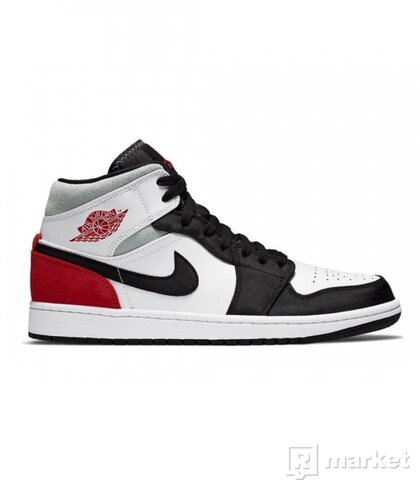 Air Jordan 1 Mid Union Red