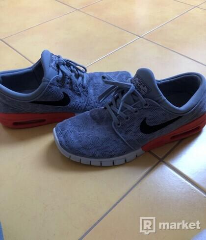 Nike sb stefan janoski max stealth