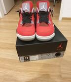 Nike air Jordan 4 retro toro bravo
