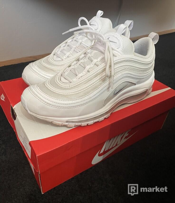 Nike Air Max 97 Triple White