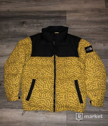 The North Face 1992 Yellow Dome Nuptse Jacket