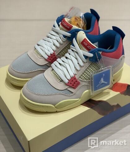 Nike Jordan 4 Retro Union Guava Ice