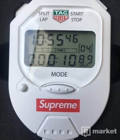 TAG Heuer Supreme STOPWATCH