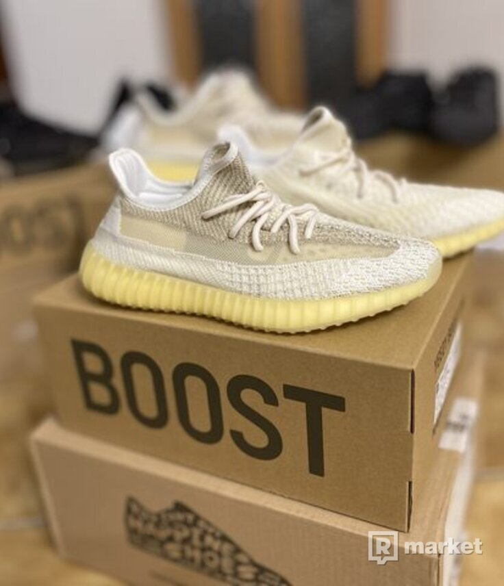 adidas Yeezy Boost 350 V2 Natural 42 2/3