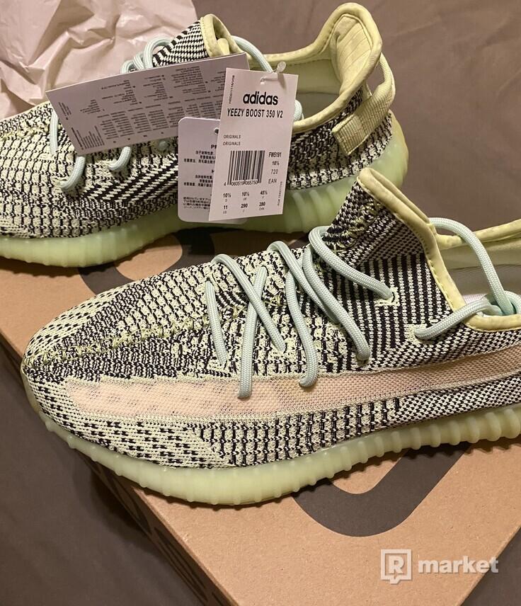 Adidas Yeezy Boost 350 Yeezreel