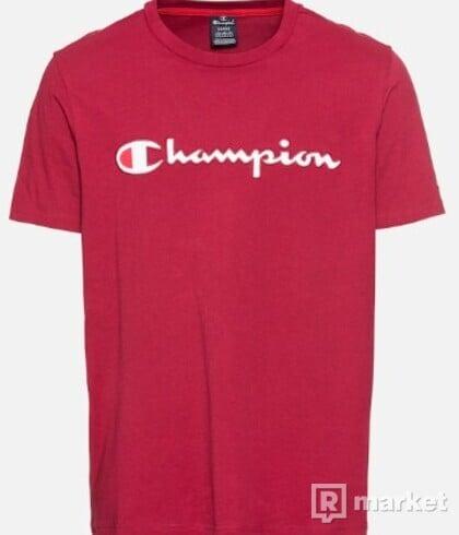 Champion vínové tričko