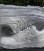 Nike Air Force 1 LX Reveal a Tear away white