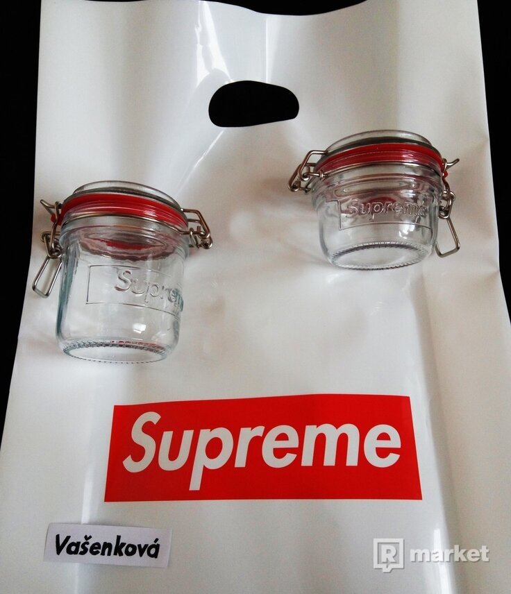 Supreme Jars Set of 2