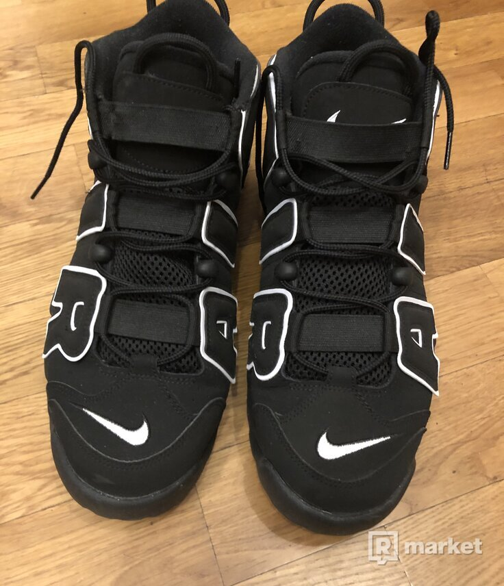 Air more uptempo black