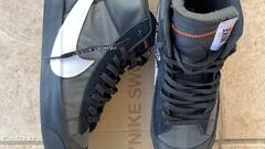 Nike x Off white blazer mid