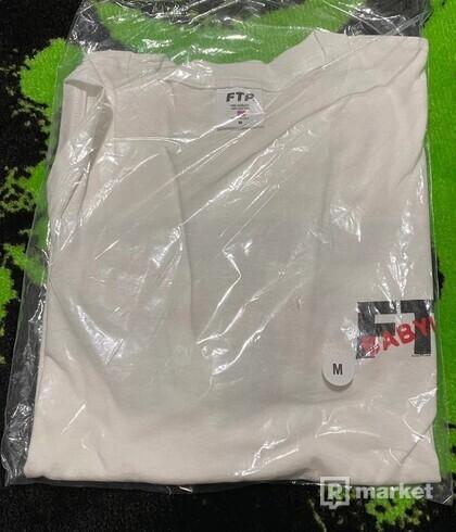 FTP x Babylon Logo Tee White