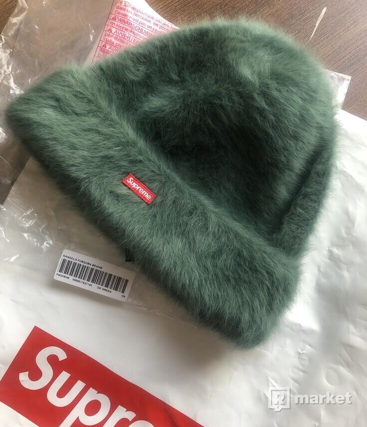 Supreme beanie kangol real fur
