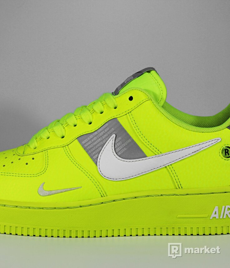"""Nike Air Force 1 Low """"Utility Volt 2"""""""