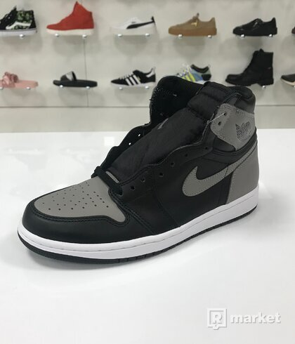 Air Jordan 1 Retro High OG Shadow 2018