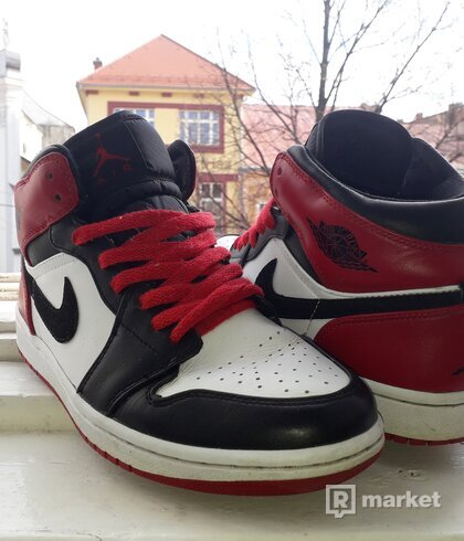 Air Jordan 1 Mid 'Old Love' 2007 z 'Beginning Moments' packu
