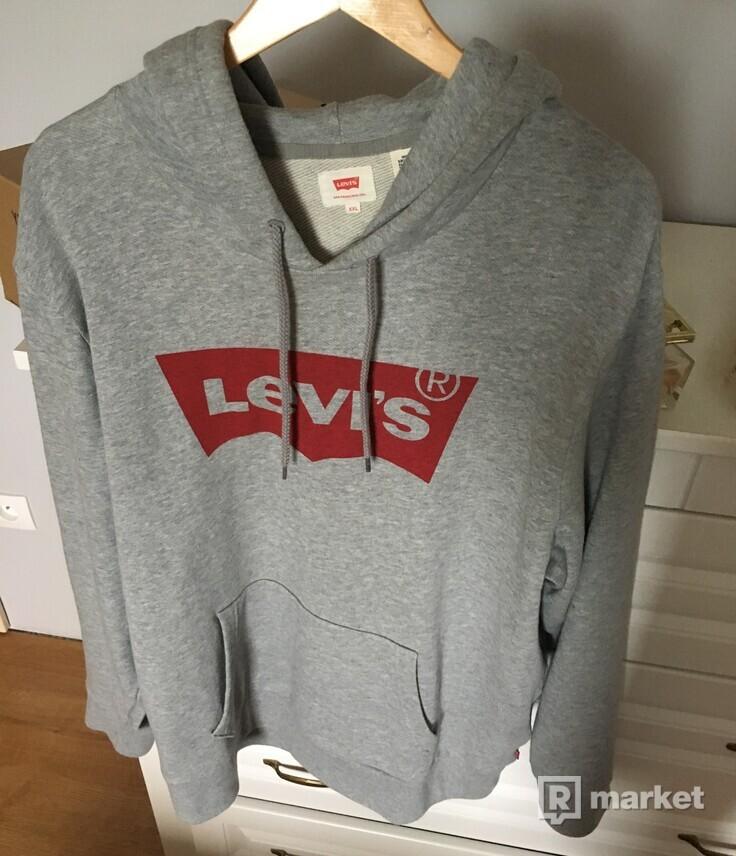 Levi's hoodie Grey