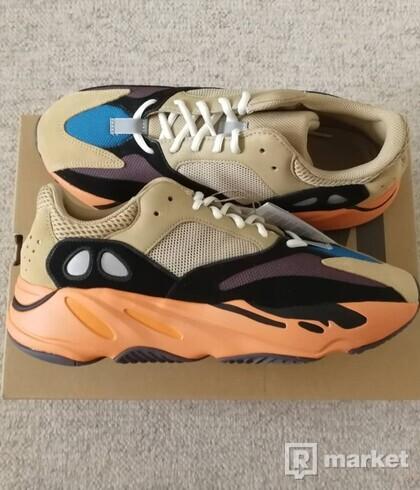 Adidas Yeezy 700 Enflame Amber