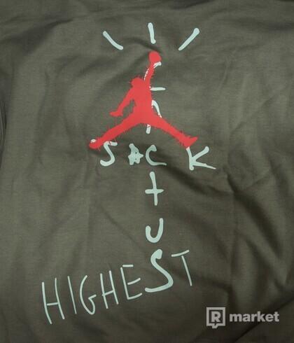 Jordan Travis Highest Merch