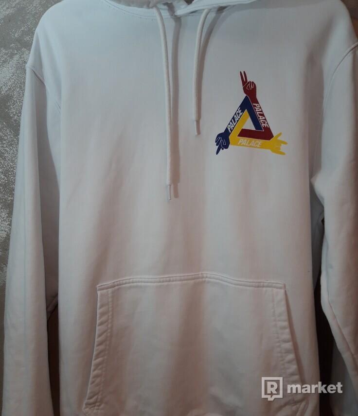 Palace jcdc hoodie