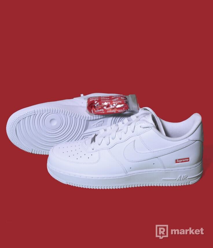 Supreme Air Force white