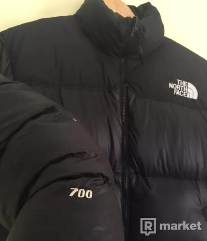 STEAL TNF PUFFER JACKET