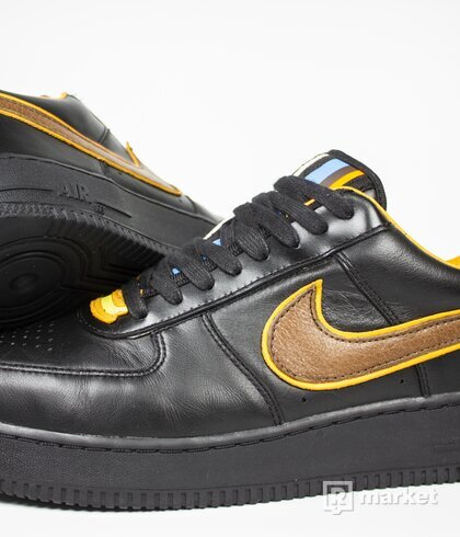 "Nike Air Force 1 Low x Riccardo Tisci SP ""Black"" 2014"