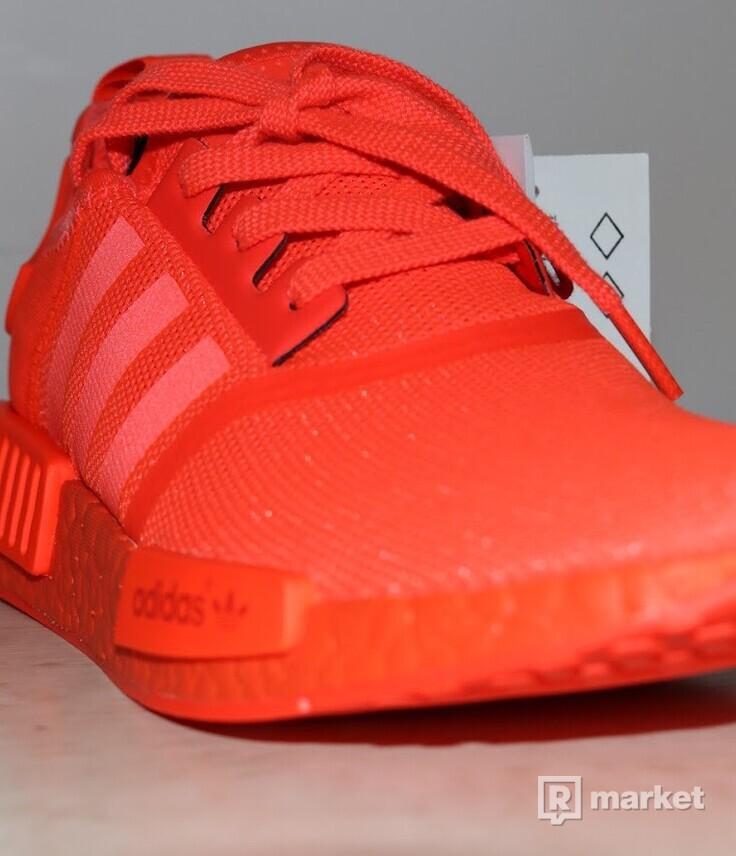 """Adidas NMD R1 """"SOLAR RED"""""""
