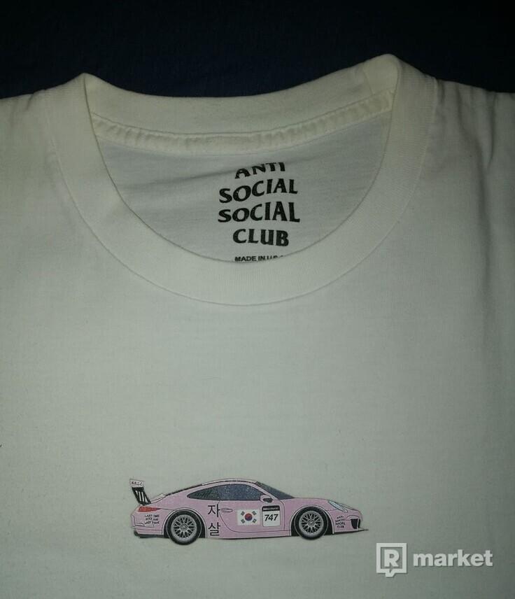 ASSC Porsche Tee