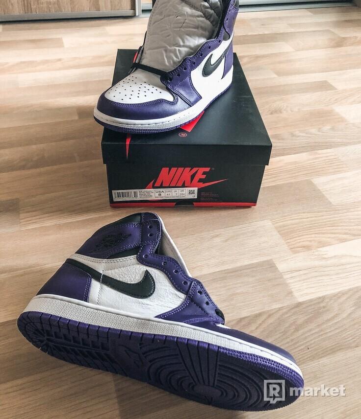 "Nike Jordan 1 ""court purple 2.0"""