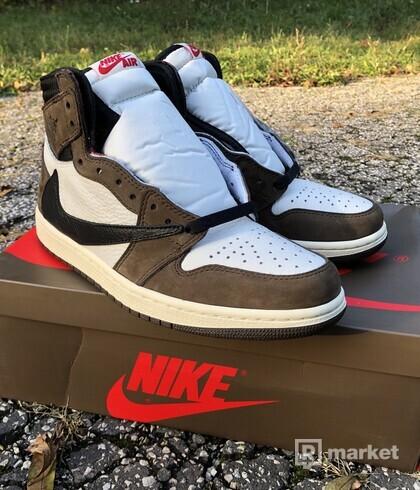 Nike Air Jordan Travis Scott