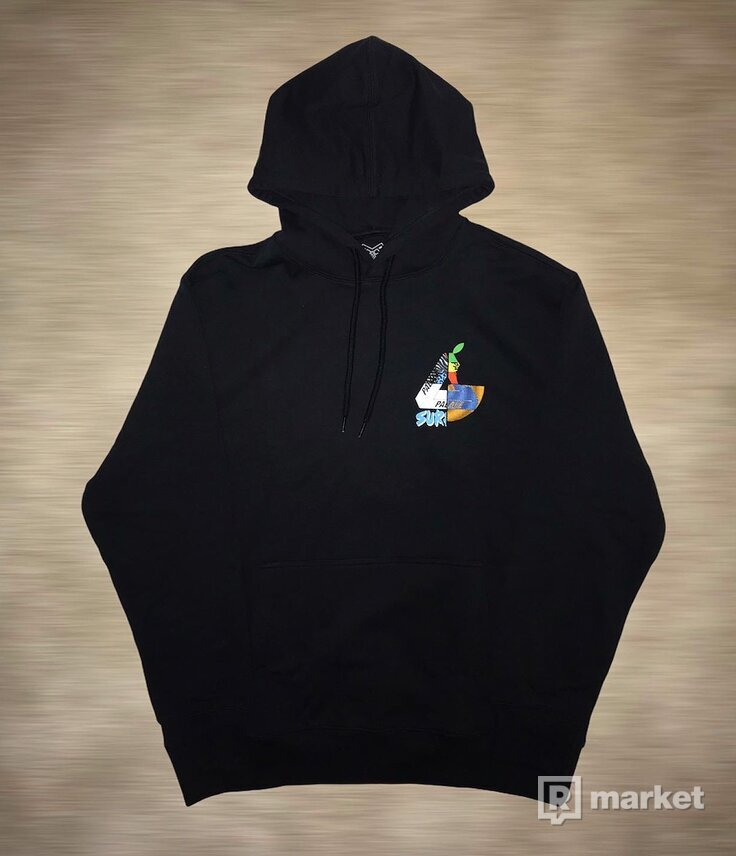 Palace Mix Up Hoodie