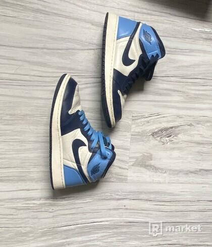 Nike Air Jordan1 high OBSIDIAN