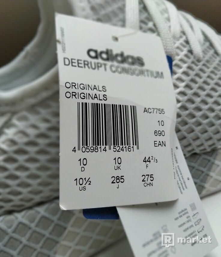 Adidas Deerupt Consortium