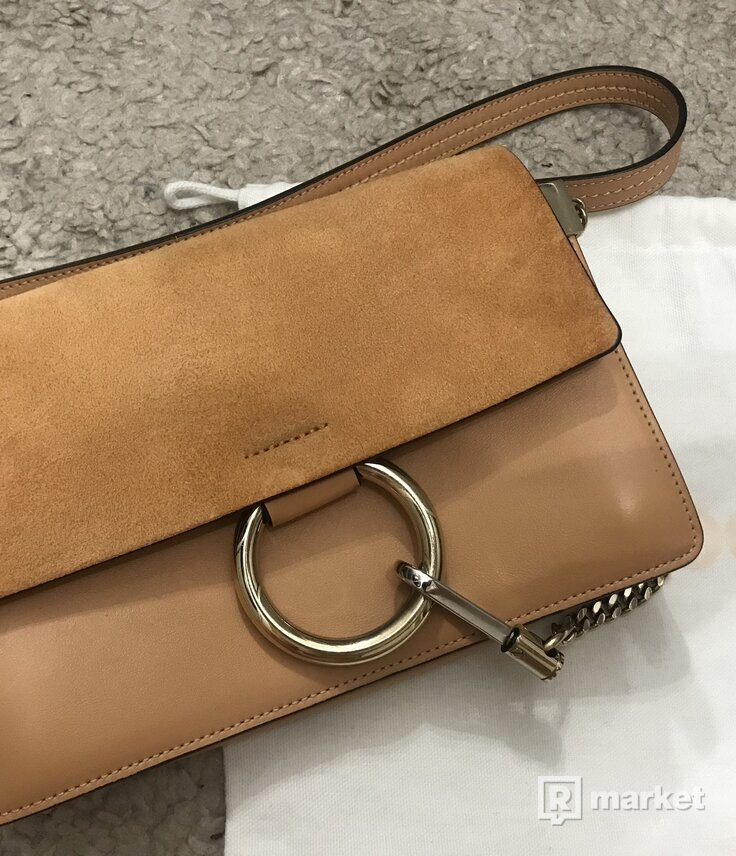 Chloe FAYE SMALL SHOULDER BAG
