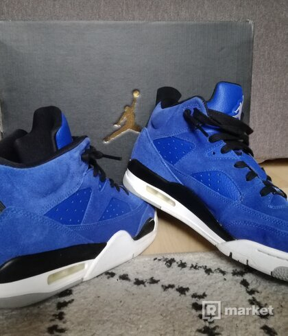 Air Jordan Son Of Low Hyper Royal