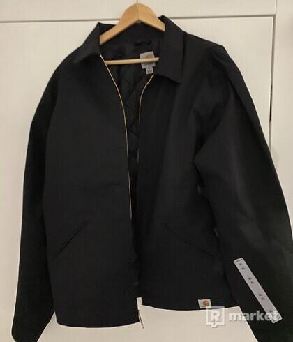Carhartt twill work jacket