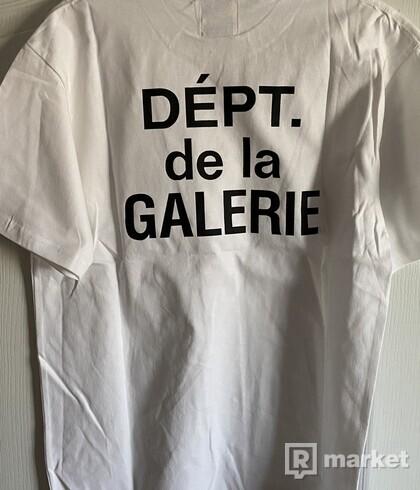 Gallery Dept tee white