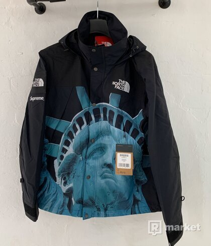 The North Face x Supreme Liberty Statue Jacket