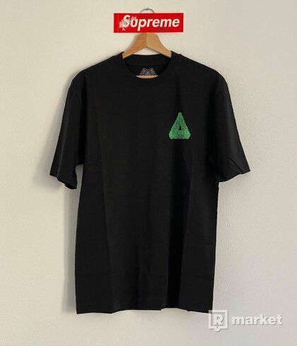 Palace Tri-Slime T-Shirt Black