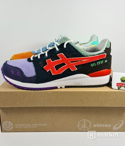 ASICS X SEAN WOTHERSPOON X ATMOS