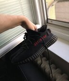 Yeeze boost 350 V2 Bred
