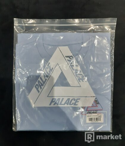 Palace Basically Tri-Ferg T-Shirt