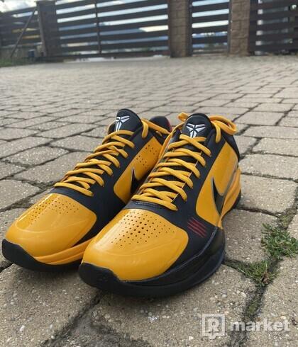 Nike Kobe 5 Bruce Lee protro