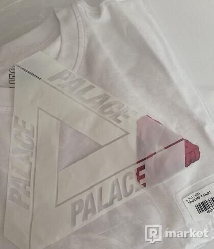 PALACE TRI- SLIME TEE