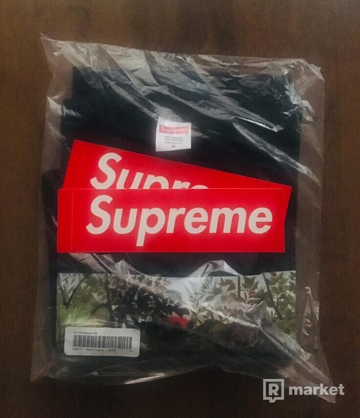 Supreme masterpieces tee black M