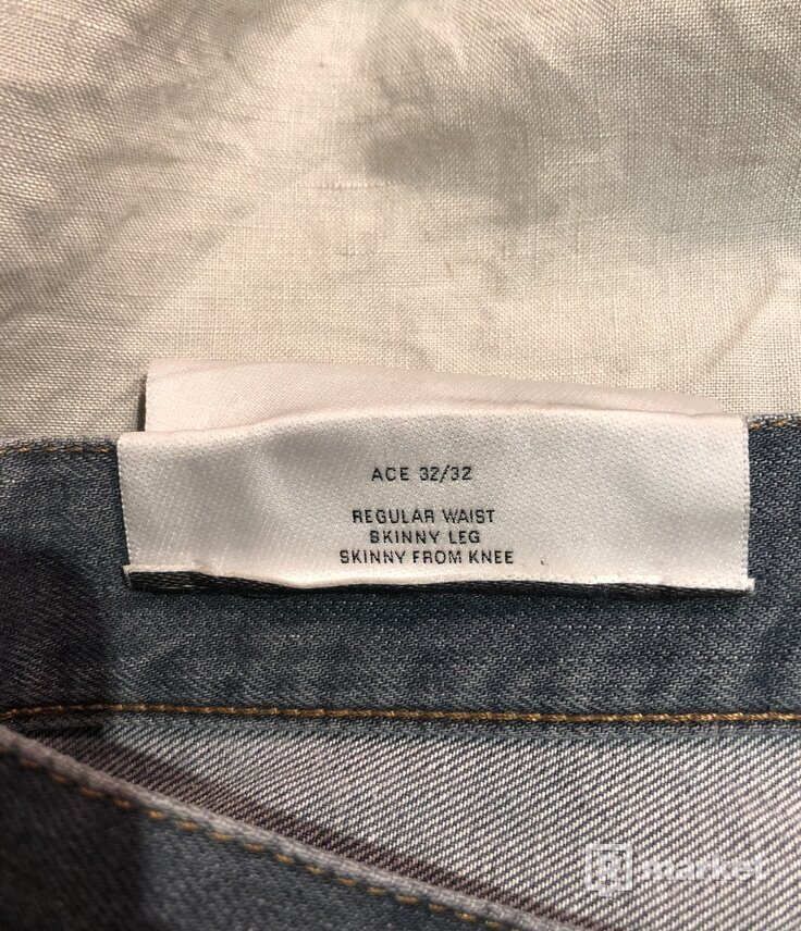 Acne Studios rifle