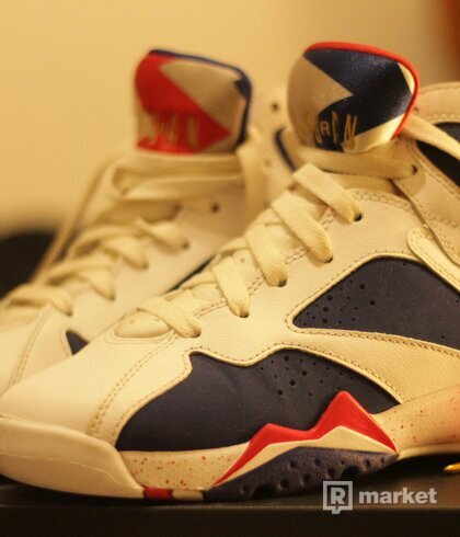 Air Jordan 7 Retro Og Olympic Alternate